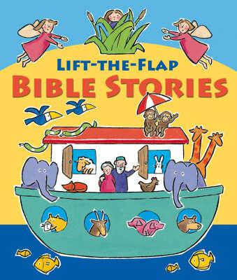 Lift-The-Flap Bible Stories - Lift-the-Flap (Paperback)