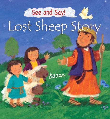 Lost Sheep Story (Hardback)
