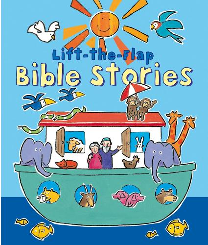 Lift-the-Flap Bible Stories (Hardback)