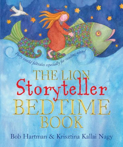 The Lion Storyteller Bedtime Book (Hardback)