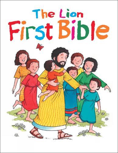 The Lion First Bible (Hardback)