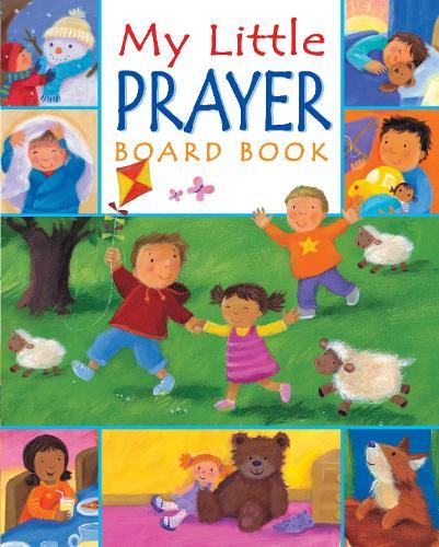 My Little Prayer board book (Board book)