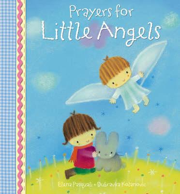 Prayers for Little Angels (Hardback)