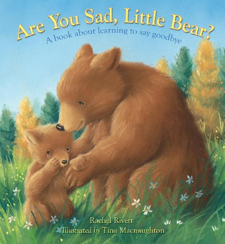 Are You Sad, Little Bear?: A book about learning to say goodbye (Hardback)