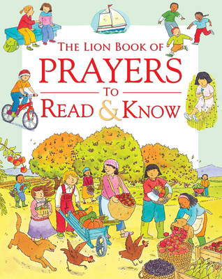 The Lion Book of Prayers to Read and Know - Read and Know (Hardback)