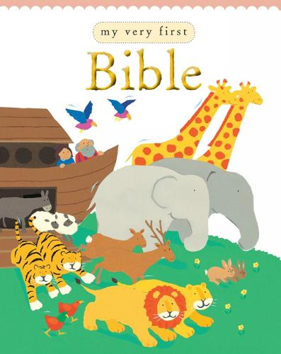 My Very First Bible: Mini Edition - My Very First BIG Bible Stories (Hardback)