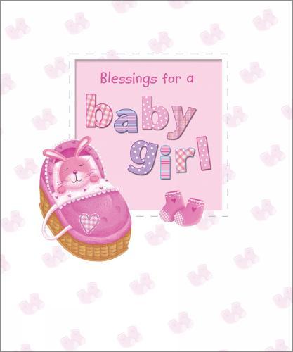 Blessings for a Baby Girl (Hardback)