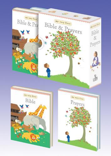 My Very First Bible and Prayers - My Very First (Hardback)