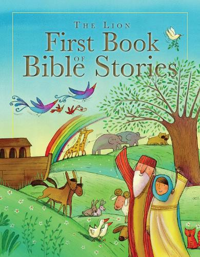 The Lion First Book of Bible Stories - The Lion First Book of (Hardback)