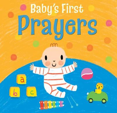 Baby's First Prayers (Board book)