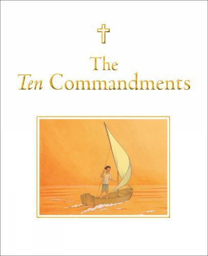 The Ten Commandments (Hardback)