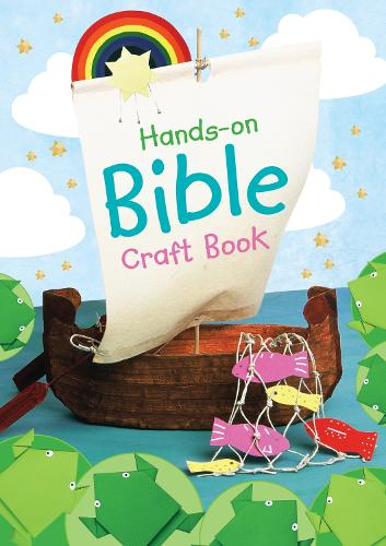 Hands-on Bible Craft Book (Paperback)