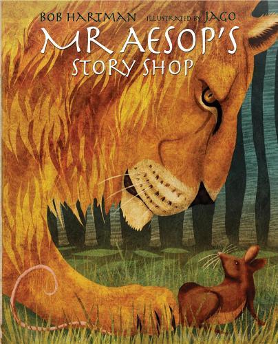 Mr Aesop's Story Shop (Paperback)