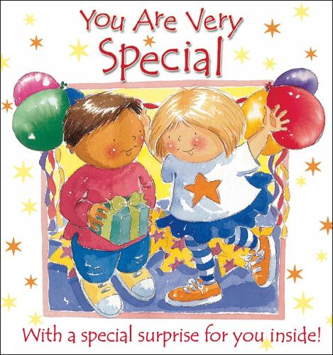 You Are Very Special (Board book)