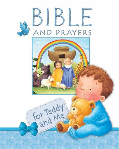 Bible and Prayers for Teddy and Me (Hardback)