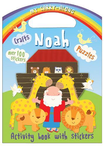 My Carry-along Noah: Sticker Activity Book - My Carry-along (Paperback)