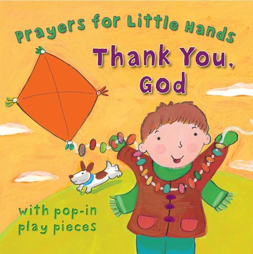 Thank You, God - Prayers for Little Hands (Board book)