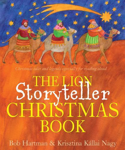 The Lion Storyteller Christmas Book - Lion Storyteller (Paperback)