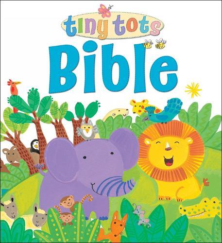 Tiny Tots Bible - Tiny Tots (Hardback)