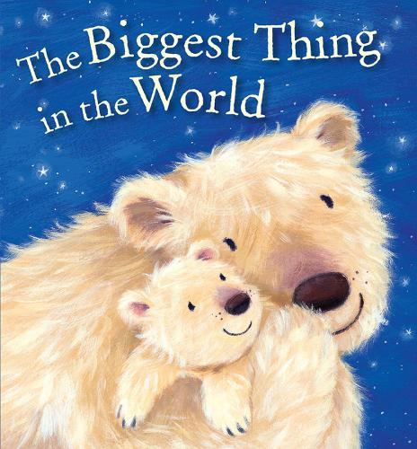 The Biggest Thing in the World (Hardback)