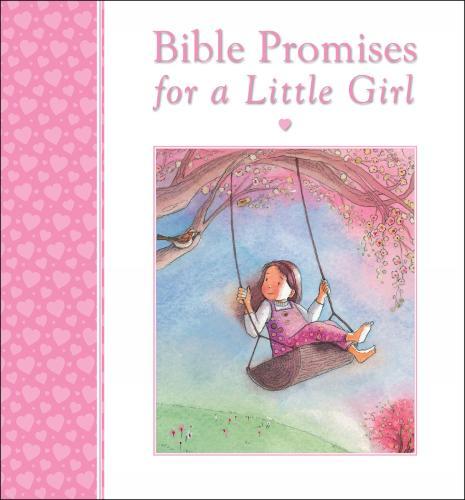 Bible Promises for a Little Girl (Hardback)