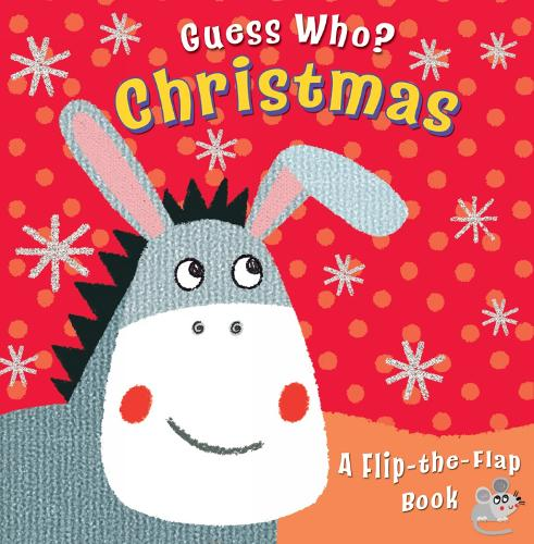 Guess Who? Christmas: A Flip-the-Flap Book - Guess Who (Board book)