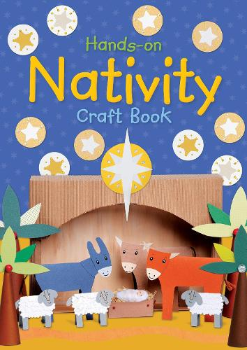 Hands-on Nativity Craft Book (Paperback)