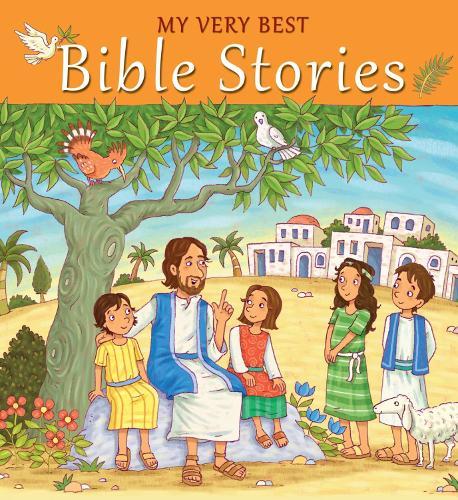 My Very Best Bible stories (Hardback)