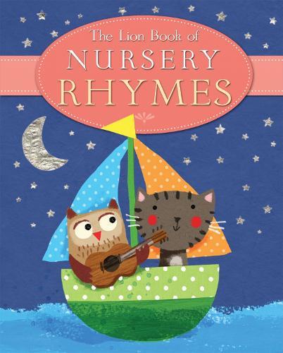 The Lion Book of Nursery Rhymes - Nursery series (Hardback)
