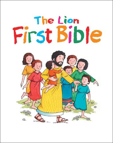 The Lion First Bible (Paperback)