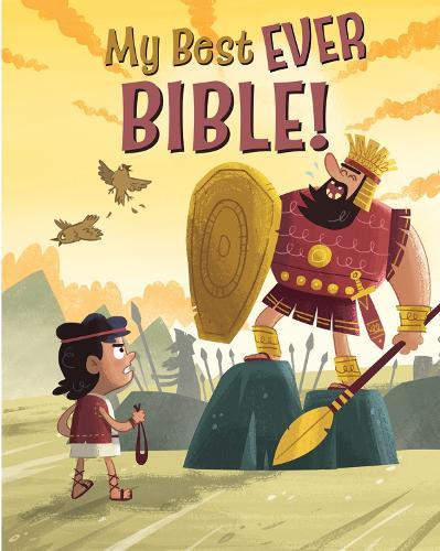 My Best Ever Bible! (Hardback)