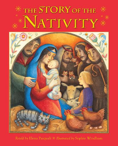 The Story of the Nativity (Paperback)