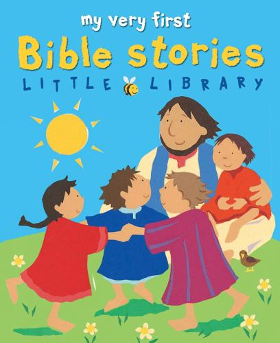 My Very First Bible Stories Little Library - My Very First