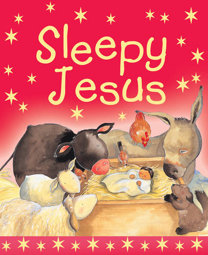 Sleepy Jesus (Board book)