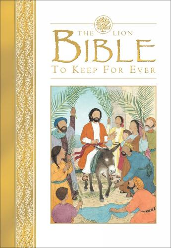 The Lion Bible to Keep for Ever (Hardback)