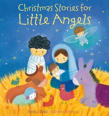 Christmas Stories for Little Angels (Hardback)