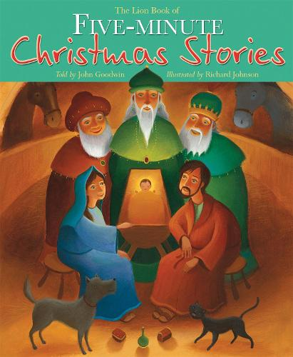 The Lion Book of Five-Minute Christmas Stories - Five-minute (Paperback)