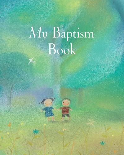 My Baptism Book Maxi (Hardback)