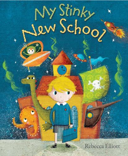 My Stinky New School (Paperback)