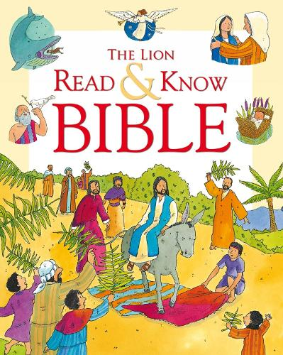 The Lion Read and Know Bible (Hardback)