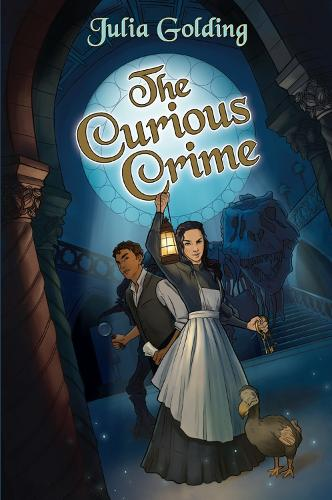 The Curious Crime (Paperback)