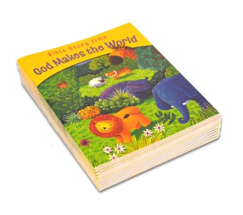 God Makes the World: Pack of 10 - Bible Story Time (Paperback)