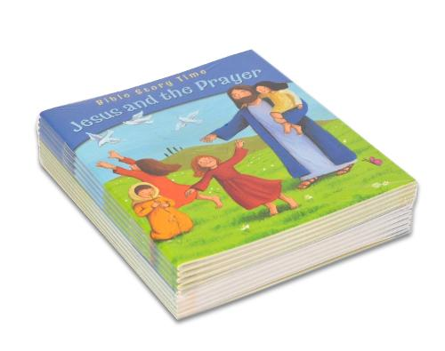 Jesus and the Prayer: Pack of 10 - Bible Story Time (Paperback)