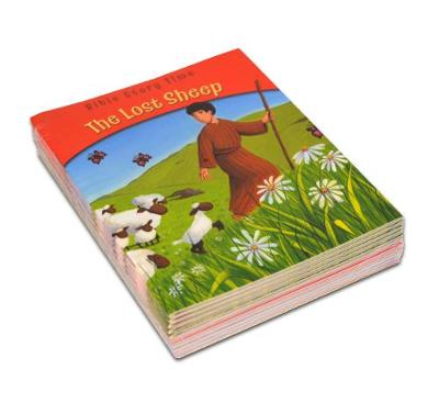 The Lost Sheep: Pack of 10 - Bible Story Time (Paperback)