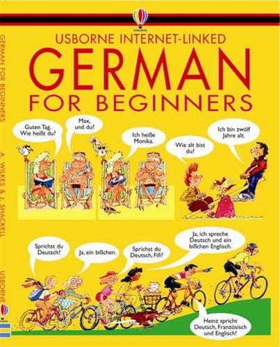 German for Beginners - Language for Beginners (Paperback)