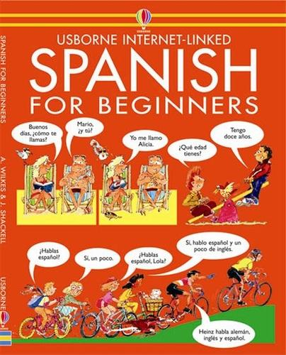 Spanish for Beginners - Language for Beginners Book (Paperback)