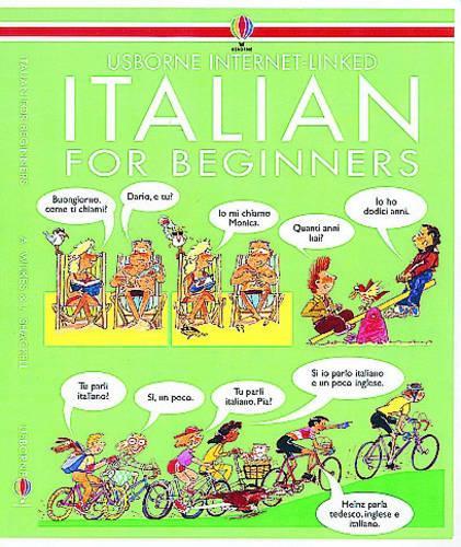 Italian for Beginners: Internet Linked (Paperback)