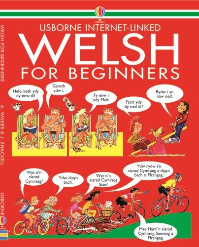 Welsh for Beginners - Language for Beginners Book (Paperback)
