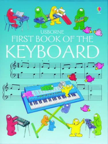 First Book of the Keyboard (Paperback)