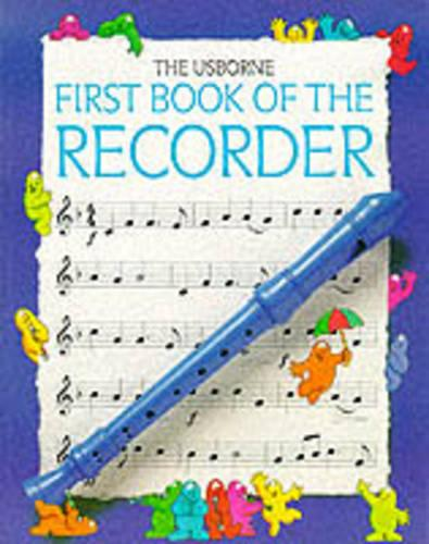 First Book of the Recorder (Paperback)